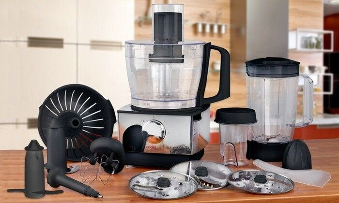 Food Processor Multi Function Mixer Chopper Juicer