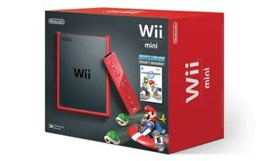 Nintendo Wii console and games!