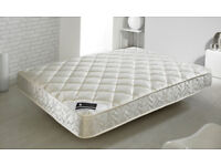 New Pocket sprung mattress,small double (4ft) still wrapped