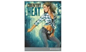 Country Heat - Deluxe DVD Workout Program