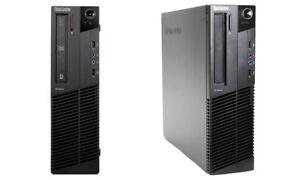 Lenovo Desktop Intel i5, 8GB, 250GB, 10 Pro – Welland