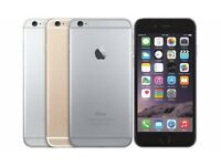 IPHONE 6 16/64GB UNLOCKED TO ANY NETWORK(Manchester Based)