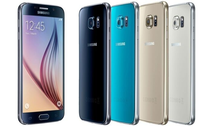 Samsung Galaxy S6 32GB - GSM Unlocked - AT&T T-Mobile 4G Smartphone G920V Colors