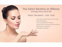 THE SALON Newton-le-willows HAIR, BEAUTY & COSMETIC TREATMENTS