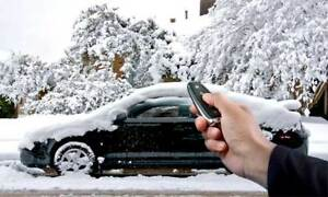 Remote Starters!!Beat the cold weather.