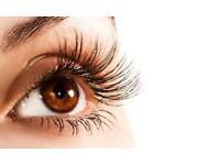 Semi-permanent lashes £35