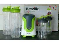 Breville family blender.