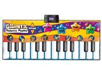 Zippy Mat Gigantic Keyboard Playmat