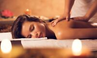 For Women - Full Body Massage by Professional Male Practitioner.