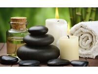 Holistic therapies massage and reflexology