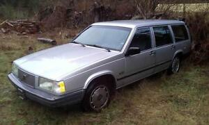 Volvo for parts or fix