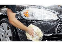 *VALETING JOB* VALETER WANTED ££ WASH/CLEAN CARS ££ *FLEXIBLE DAYS* CAR CLEANER