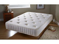 Kingsize, Deliver, all sizes.double, Memory Firm & soft Mattress, king size, reversible sides.