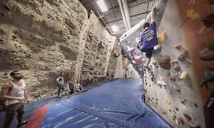 Rock Climbing 2 week Membership Pass for Two People