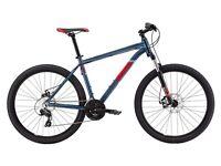 "NEW Marin Mountain bike 27.5"" Wheels Disk Brakes Cost £450"