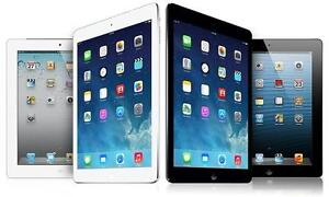 Apple iPad 2, 3, 4 Liquid Damage Repair Service