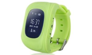 Kids GPS Smartwatch Tracker
