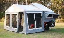 Eagle Cherokee  Forward Folding OFF ROAD Camper Trailer Para Hills Salisbury Area Preview