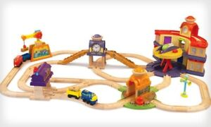 Chuggington Wooden Train Set