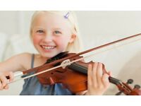Violin and Viola lessons all ages welcome!