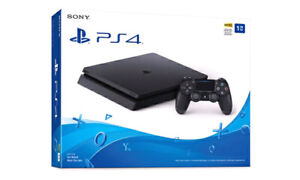 PlayStation 4 Brand-New 1TB