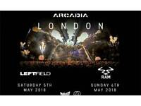 5th May Arcadia London