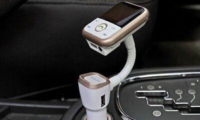 Trend Matters Bluetooth Wireless Car FM Transmitter & MP3 Music