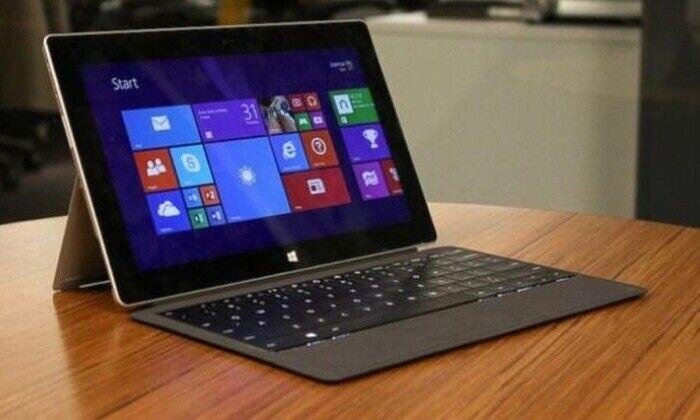 Laptop Windows - Surface Pro 3 i5 4300U 1.9HGZ,128 GB SSD 4GB, windows 10 PRO,KB and Charge