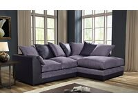 ★★ BYRON SOFA 3+2 / CORNER SOFA ★★ SAME/NEXT DAY DELIVERY ★★ CORNER SUITE AVAILABLE