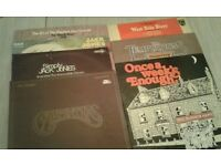 I have seven records for sale.