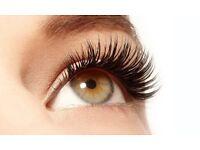 £45 Full Set Individual Mink Eyelash Extensions North London