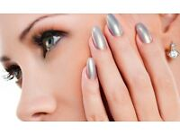 £20 Shellac Nails Offer, plus 20% Off on Manicure & Pedicure our Pimlico & London Victoria Salon