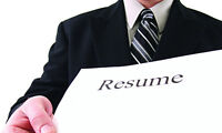 Exclusive Resume & Cover Letter Editing PhDs