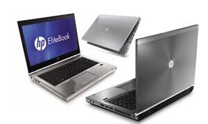 """HP EliteBook 8460p/i5-2.6GHz/14""""/320 GB HDD/4GB RAM/for sale"""