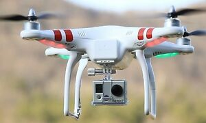 NEW! AERIAL PHOTOGRAPHY DJI PHANTOM 1 W/GPS RETURN-TO-BASE/ NEW!