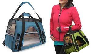 WANTED-SMALL PET CARRIER Nylon or Plastic- Free to pick up