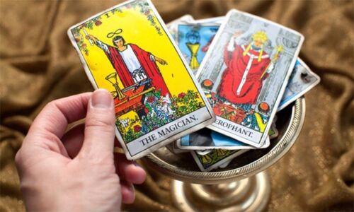 Same Day Psychic Tarot Reading Via Email 3 Questions - $3.99