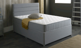 💠BRAND NEW DIVAN BEDS ON SALE + MATTRESS & STORAGE DRAWERS OPTION