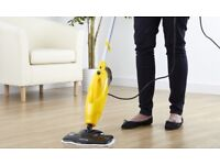 Steam Mop with accessories
