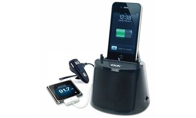 Dok 3 Port Charger/Docking Station With Bluetooth Speaker - CR16 - Free Shipping ()
