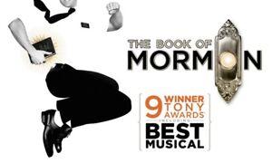Tickets for Book Of Mormon | Queen Elizabeth | SEP 30 | $132