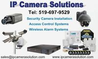 Security Camera Installation & Access Control Systems