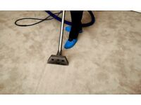 Carpet cleaning!