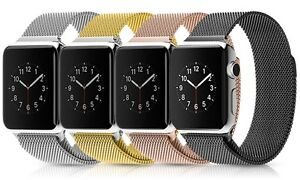 Malanese Loop Stainless Steel Bracelet Apple Watch Band Straps