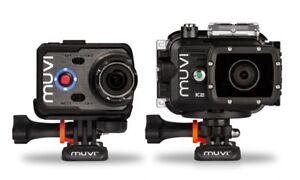 Veho Muvi 1080p 16MP Action Cam WiFi and Accesories