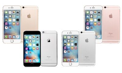 Apple iPhone 6 6S - (Factory Unlocked) AT&T-T-Mobile Space