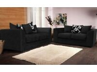 Chenille Fabric Corner Sofa Or 3+2 Sofa Different Colors Available Fast delivery