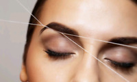 EYEBROW THREADING $ 6.00 ONLY
