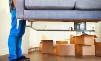 Great Movers, Affordable Moving.