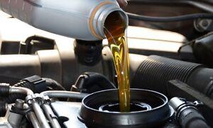 $45.00 FULL SYNTHETIC OIL CHANGE